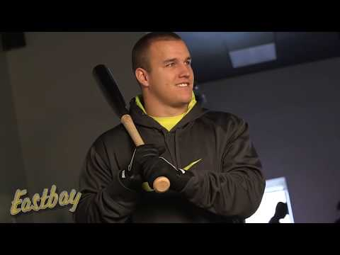 Mike Trout - 2013 - Offseason, Training, Outfielding, and Batting