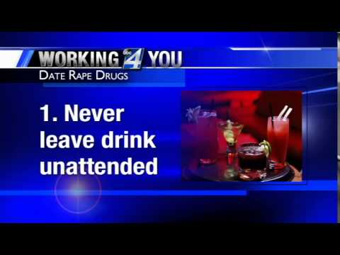 Working 4 You: Preventing Date Rape, Beyond The Gimmicks video