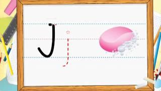 Aprende a escribir las letras on FREECABLE TV