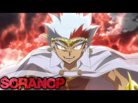 HD Beyblade AMV L Drago Destroy vs Earth Eagle