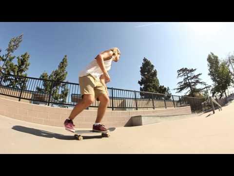 Scotty Tang #Cruising Azusa Skatepark