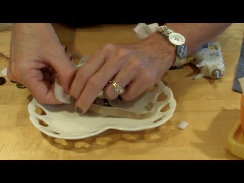 How to Make a Button Necklace by Michele Baratta | Jewelry Making