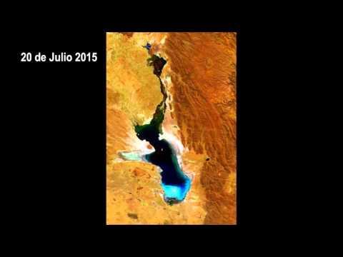 ESA confirma desaparición en Bolivia del lago Poopó de 3000 km2