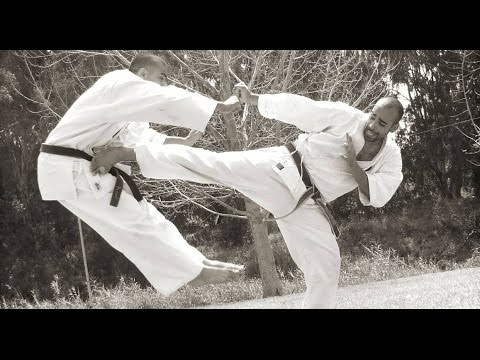 Karate Demonstration Ki Me Kan shito ryu karate do.wmv Image 1
