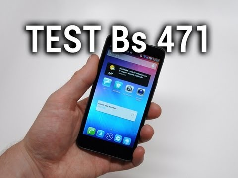 Test du Bs 471 de Bouygues Telecom (sponsorisé) - par Test-Mobile.fr