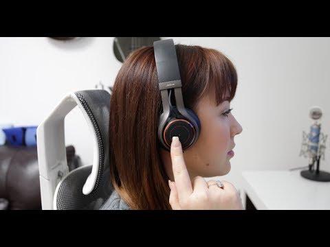 Jabra Revo Blutooth & NFC Wireless Headphones Review [4K]