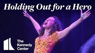 "Broadway Center Stage: ""Holding out for a Hero"" from Footloose 