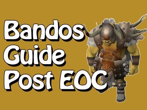 RuneScape Ultimate Bandos Godwars Dungeon Guide 2013 Post EoC Changes – Multiple Setups