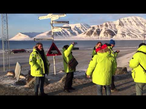 Three North Poles Slideshow