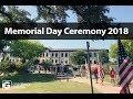 Memorial Day Ceremony 2018   Granbury, TX