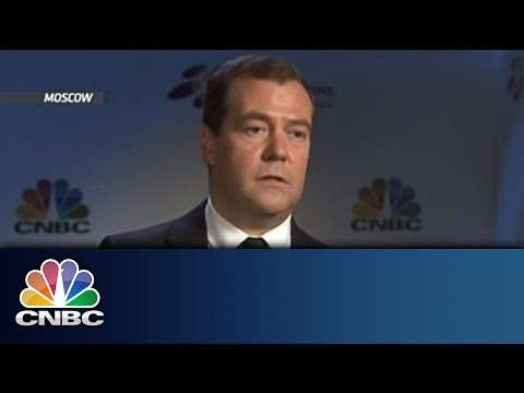 EU Risky for Ukraine | Medvedev Exclusive | CNBC International