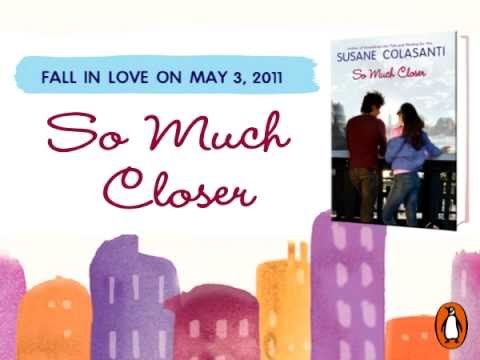 So Much Closer book trailer