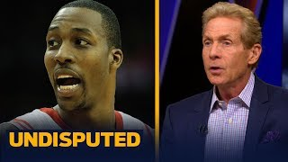Dwight Howard is 'blessed' to get a second chance with the Lakers — Skip Bayless | NBA | UNDISPUTED