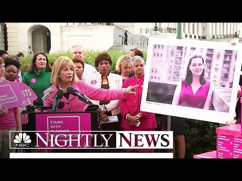 Planned Parenthood Comes Under Attack In Heated Congressional Hearing Nbc