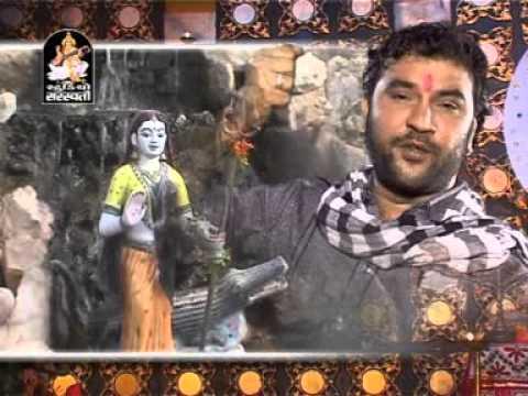 Kirtidan Gadhvi- Khodiyar Maa Garba- Khamkare Aave Aayi Khodiyar | Non Stop Garba video