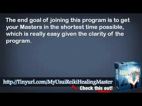 Usui Reiki Healing Master System Download And Usui Reiki Master Symbol