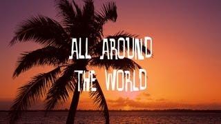 All Around The World - Ms Triniti [Official Lyric Video]