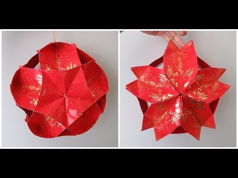 Jaylinbree- Simple Chinese New Year Lantern