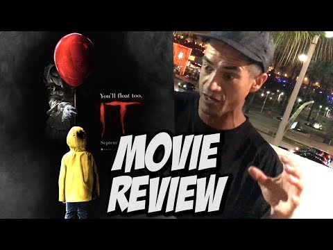 It Movie Review With Nka Vids & Friends