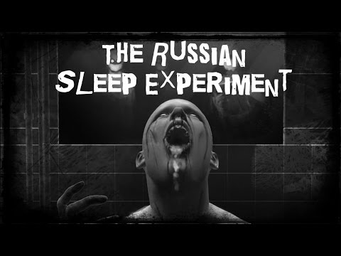 SCARY STORY - The Russian Sleep Experiment