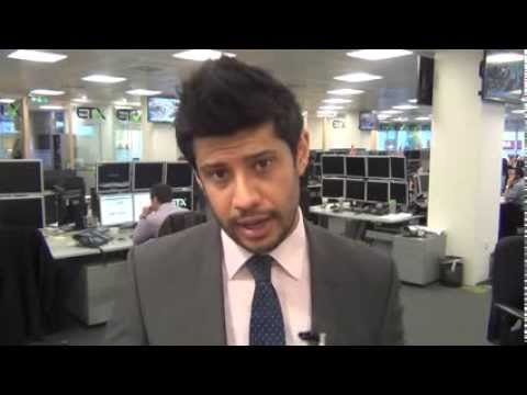 ETX Capital Daily Market Bite, 24th February 2014: Markets Track Asian Losses; Ukraine Stocks Rally