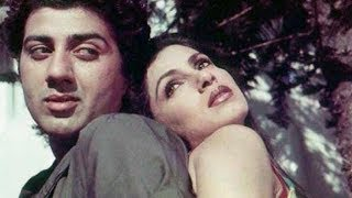 Is Sunny Deol's Valentine's Day message for Dimple Kapadia?