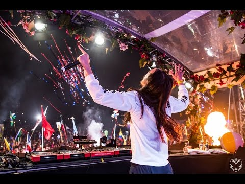Steve Aoki LIVE at Tomorrowworld 2014 - Saturday Main Stage