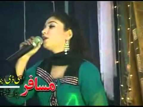 Pashto New Nice Girl Song by Ibr@heem from U.A.E