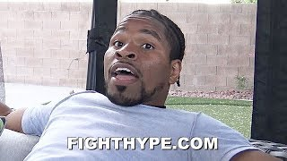 (MUST SEE!) SHAWN PORTER EPIC PACQUIAO VS. THURMAN BREAKDOWN; EXPLAINS HOLES AND CHANGES IN BOTH