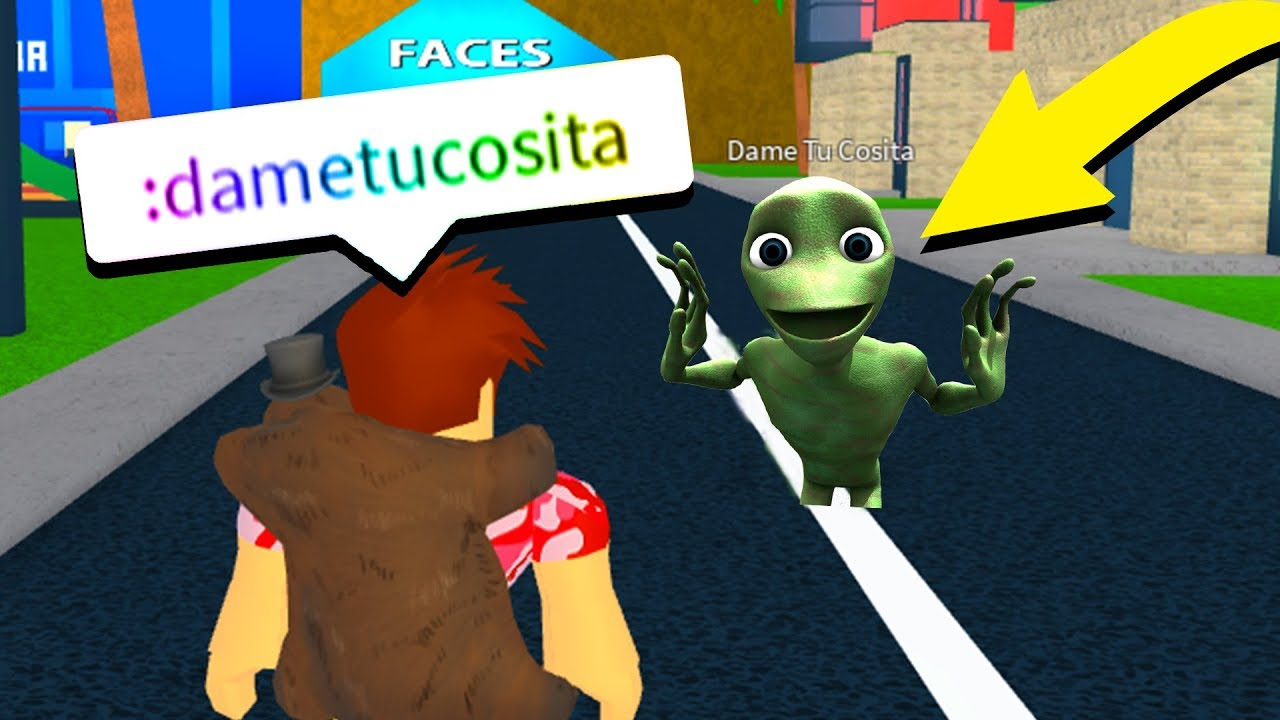 SPAWNING DAME TU COSITA WITH ADMIN COMMANDS! (Roblox)