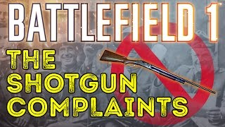Battlefield 1: The German Shotgun Complaints of 1918