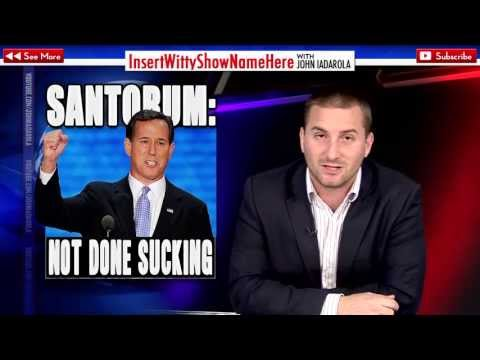 Rick Santorum's Most Offensive Quotes EVER