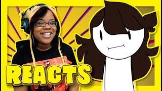 Watching my childhood videos by Jaiden Animation | Storytime Reaction