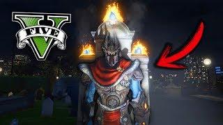 DEMONIO INVOCADO EN GTA 5 !! (Portal al infierno) - GTA V