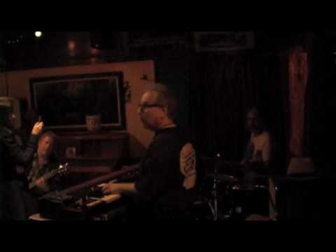 Moanin Blues Jon Hammond Trio at Smiley's Schooner Saloon