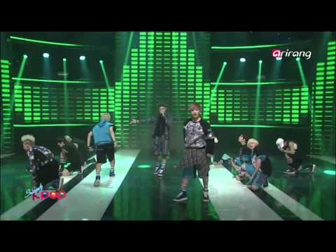 Simply K-Pop - ♬ LC9 - MaMa Beat