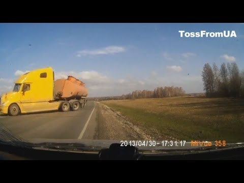 Car Crash Compilation May 2013 Russia New.