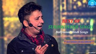 Best Of Sukhwinder Singh Bollywood Hindi Jukebox Hindi Songs