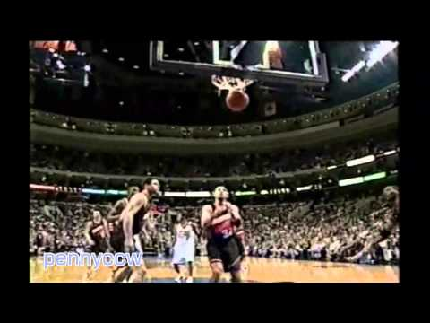 Allen Iverson & Larry Hughes Highlights vs Penny Hardaway the Phoenix Suns 99/00 NBA