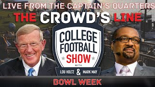Rose Bowl Ohio State vs Washington Predictions and Breakdown with Lou Holtz and Mark May