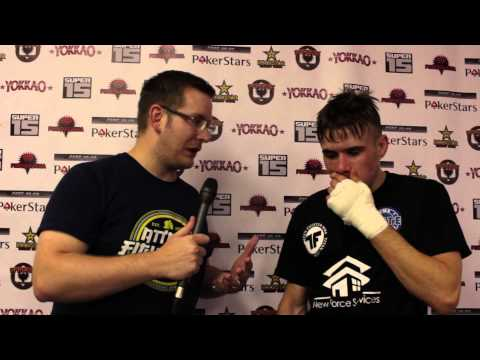 Nathaniel Wood Phoenix Fight Night Post-fight Interview