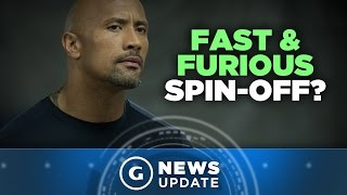 "Fast & Furious Spin-off Movie Featuring Dwayne ""The Rock"" Johnson Under Discussion - GS News Upda…"
