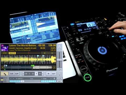 Pioneer CDJ-2000 Training - Part 6 (DVS Setup)