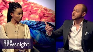 Bieber's dreadlocks: Appropriation or appreciation?  - BBC Newsnight
