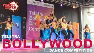 Amazing Bollywood Dance Performance | Bollyshake | Indian Film Festival 2017 | Fusion Beats Dance