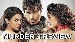 'Murder 3' - REVIEW | Latest Bollywood Hindi Movie