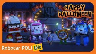 Joyeux Halloween | Robocar POLI télé | chant des enfants
