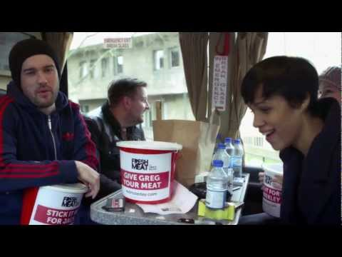 Fresh Meat Does Comic Relief | Red Nose Day 2013