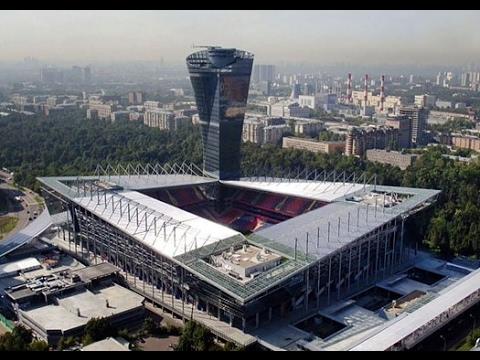 Арена ЦСКА | Технологии | Телеканал «Страна»