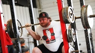 5 Tips To Increase Your Squat - Chad Smith at Underground Strength Gym